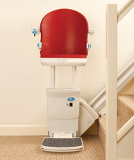 Minivator Perch Stairlift